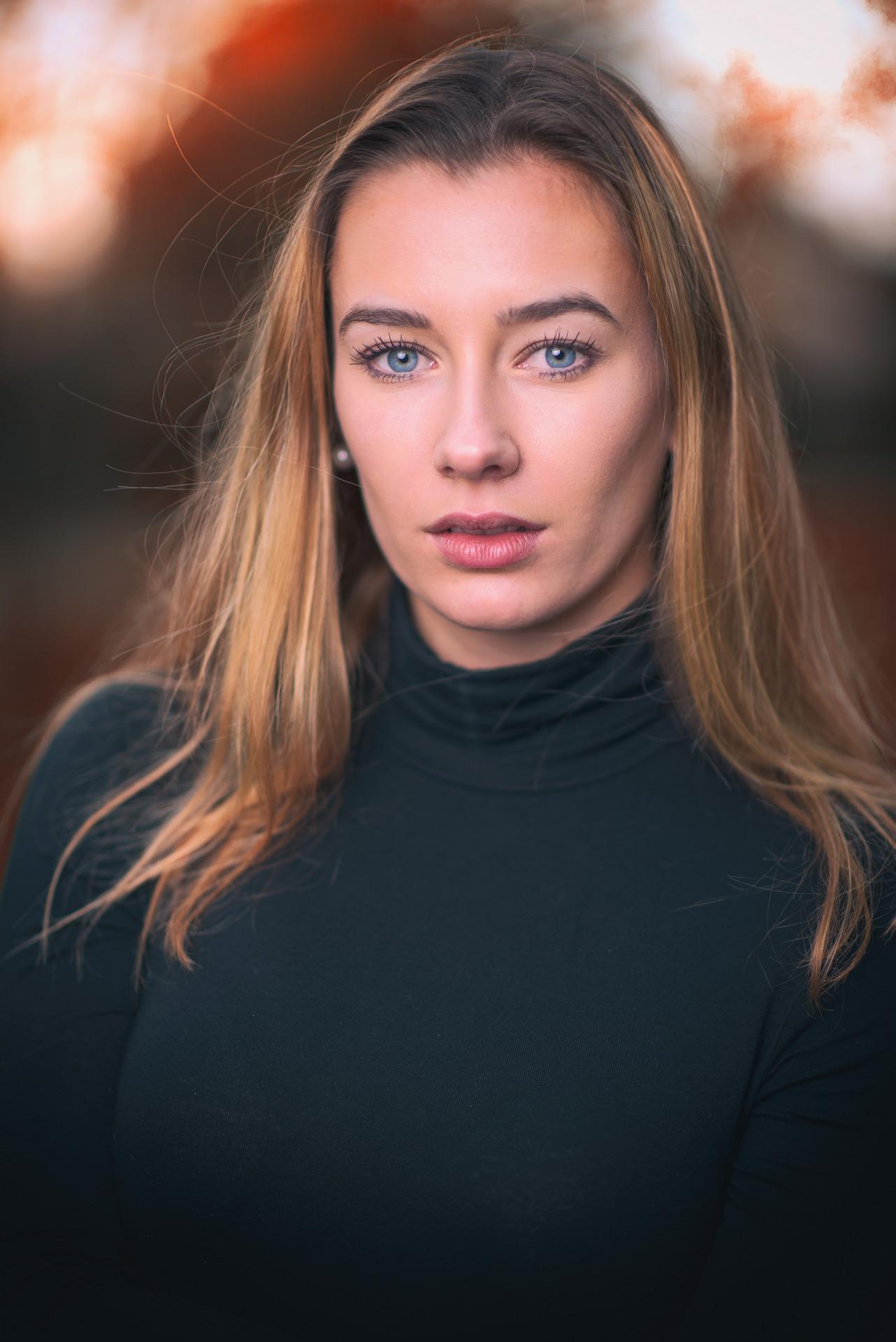 Portrait Camille