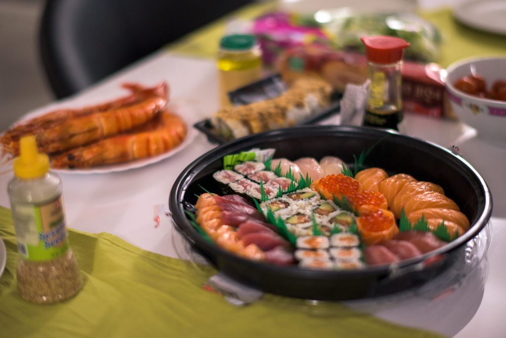 photo J'adooore les Sushis