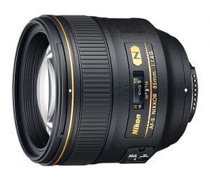 photo Nikon 85mm f1.4G