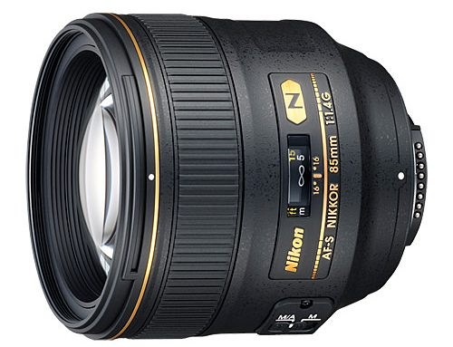 Test – Nikon AF-S 85 mm f/1,4G
