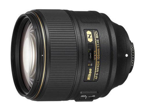 Test – Nikon AF-S 105mm f/1.4E ED