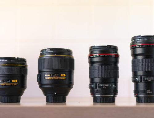 85mm, 105mm, 135mm, 200mm : quelle différence pour vos portraits?