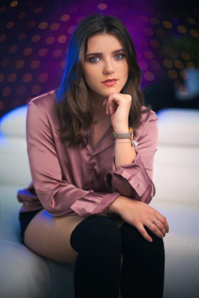 Alexia Riquet Miss Bordeaux 2019