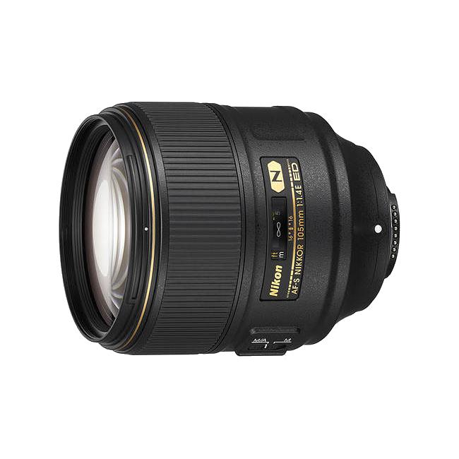 Nikon AF-S 105mm f/1.4G