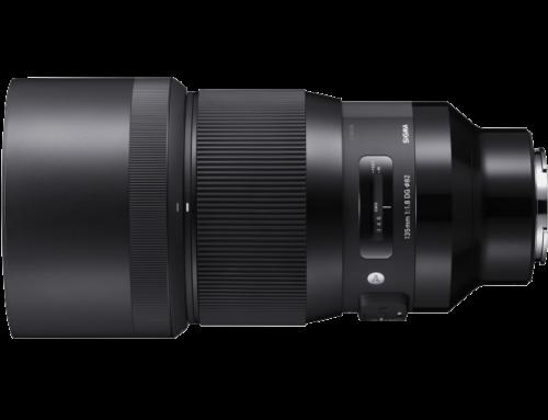 Sigma 135mm F/1.8 Art – Sony FE