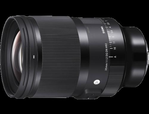Sigma 35mm F/1.2 DG DN | Art – Sony FE