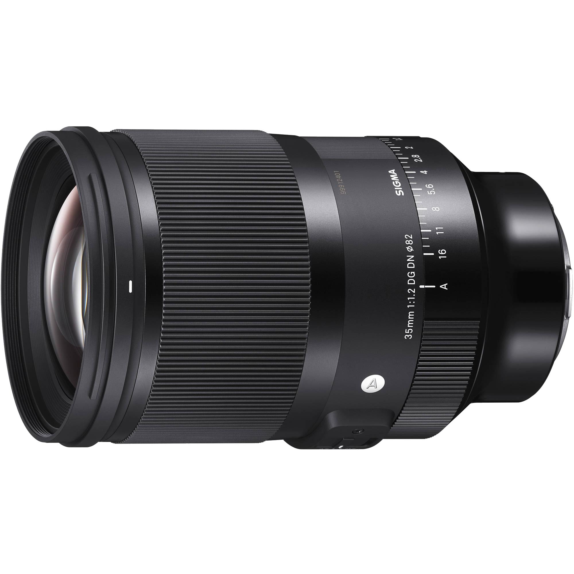 Sigma 35mm f/1.2 DG DN Art